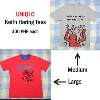 UNIQLO Keith Haring Tees