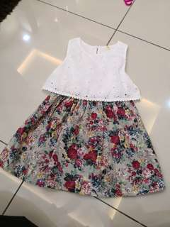 WLBS Dress (3-4t) like new