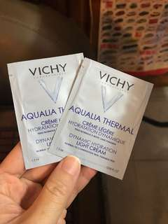 ($1.5@) VICHY Aqualia Thermal Dynamic Hydration Light Cream 1.5ml