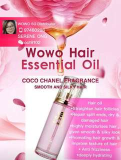 Wowo Hair Essential Oil - Smell like Chanel Coco Perfume