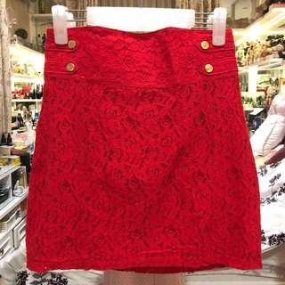 H&M High Waister Mini Skirt