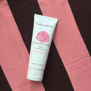 Crabtree Damask Rose Cleansing Foam 玫瑰洗面泡 潔面泡