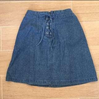 Lowrys Farm 牛仔短裙