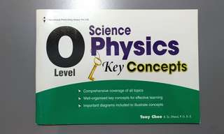 Exam Notes for O Level Science Physics