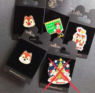 Disney Pins迪士尼扣針