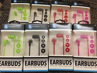 NEW! Earbuds