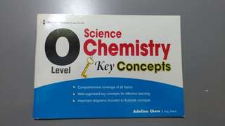 Exam Notes for O Level Science Chemistry