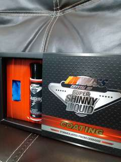 Body Coating Crystal HD Super Shine for car & motorcycle