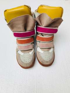 Isabel Marant Legit Wedge Sneakers