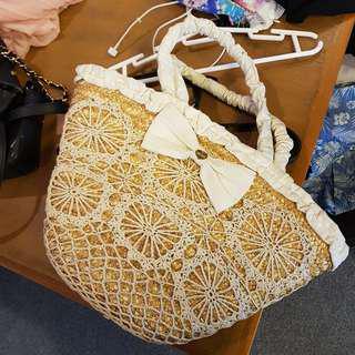 Liz Lisa basket bag from Japan