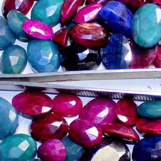Natural Raw Ruby/Sapphire/Emerald