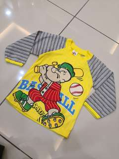 Kids Story Popeye Shirt (2t)