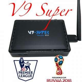 SG latest TV box / scv / dreambox / blackbox / v9 pro / v9 super