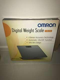 Omron HN-286 Digital Weighing Scale BNIB