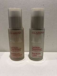 Clarins Bust Beauty Lotion or Firming Lotion 50ml