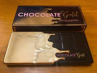 Too Faced Chocolate Gold Palette