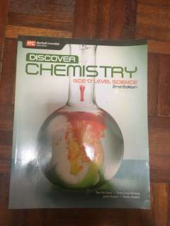 Discover Chemistry textbook o level