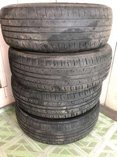 "Hancook Tyre 14"" (Nego)"