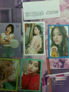 WTS TWICE PC