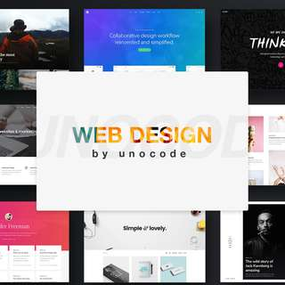 Website Design | Digital Marketing | Unocode by DripFeed