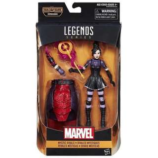 全新現貨特價 奇異博士電影 Marvel Legends NICO MINORU 6 inch Action Figure w BAF
