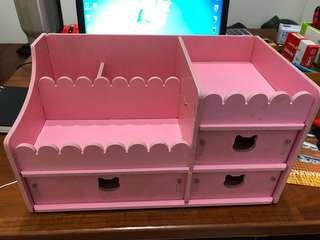 🚚 桌面雜物收納盒