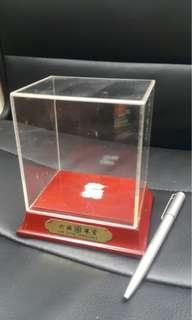 六福珠寶金飾擺設盒