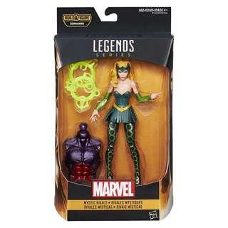 全新現貨特價 奇異博士電影 Marvel Legends Mystic Rivals Enchantress 6 inch Action Figure w BAF