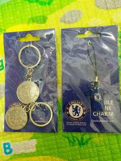 Chelsea電話繩;匙扣兩個