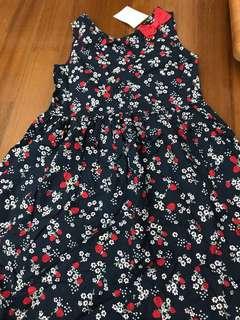 H&M dress BNWT age 7-8