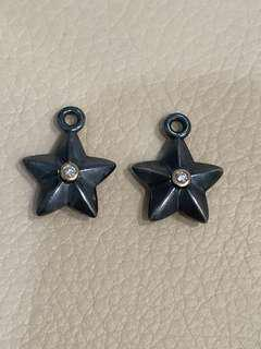 Pandora Stella Diamond Earrings New 290659D