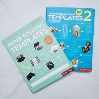 Packaging Templates Books