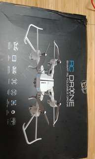 Smart RC foldable Drone