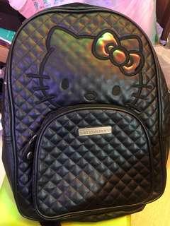 hello kitty fake leather bag kids size