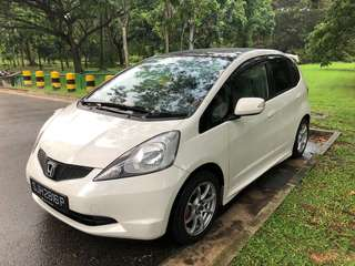 Honda Fit 1.3 Auto G F-Package Skyroof