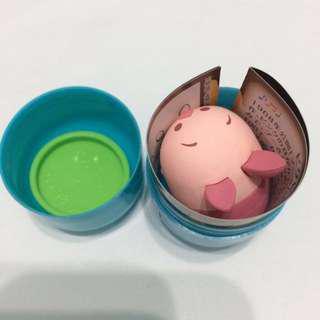 古田 巧克力蛋玩具 小豬公仔