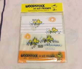 Woodstock 信封信紙(絕版)