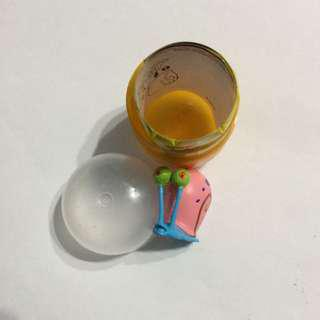 海綿寶寶系列 奇巧蛋 小蝸