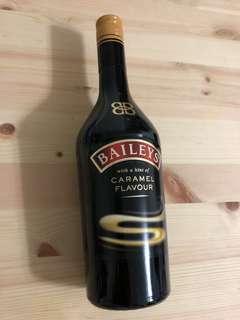 Baileys the original Irish cream 百利甜酒 焦糖味
