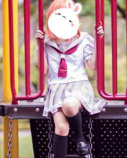 [Available] Love Live Sunshine Summer Uniform Cosplay