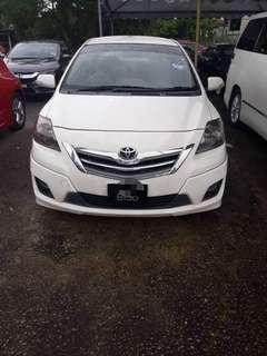 Toyota vios Glimited