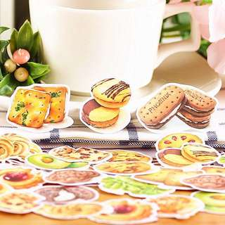 (Instock) Baked Pastries Stickers