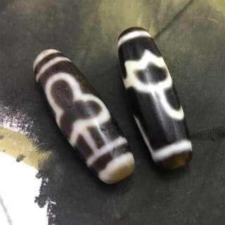 地母 邦提克木珠 木化石