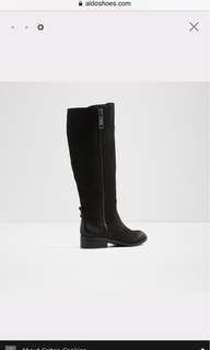 Aldo Knee High Boots size 5