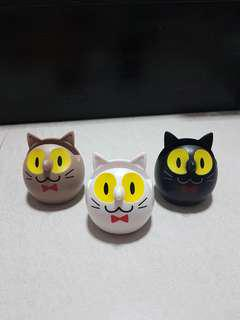 Cute Cat/ Kitty Specs Holder With Tail