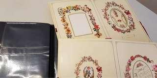 2 sets x Victorian Photograph Album + UMBRA Album free