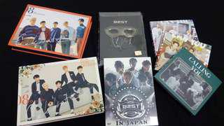 [LOW PRICES !!!] HIGHLIGHT / BEAST ALBUMS & GOODS