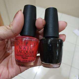 OPI nail Polish Original