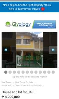 House for sale @ Pasig City