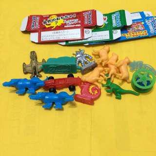 Coris 可利斯口笛糖玩具